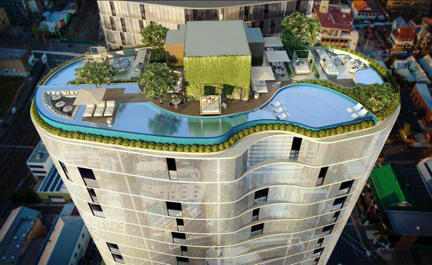 Gurner Appoints Builder For Final Fv Tower The Urban Developer