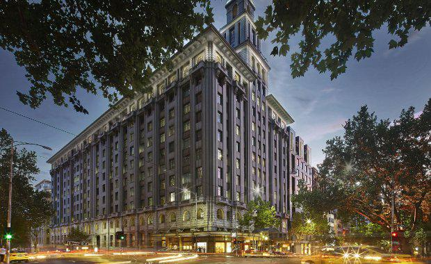 2056dfa45a4a Versace Secured for Melbourne s Collins Street. versace
