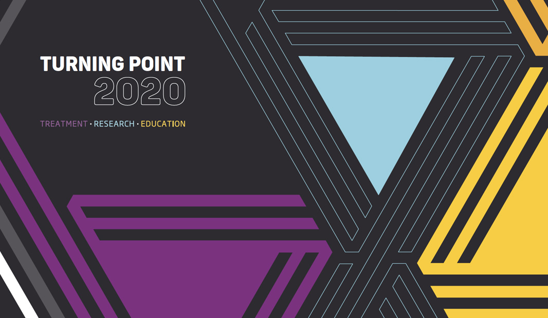 2020 Annual report front cover