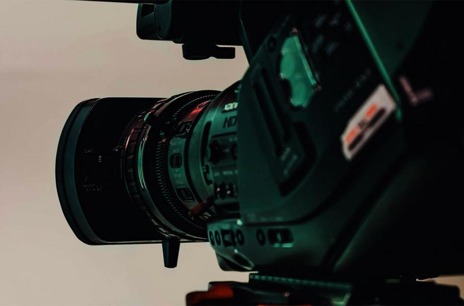 photo of a camera by christianw @ unsplash.com