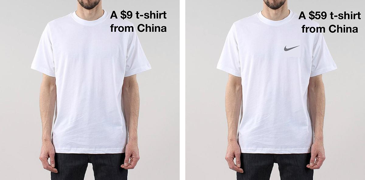 Nike Brand Tshirt