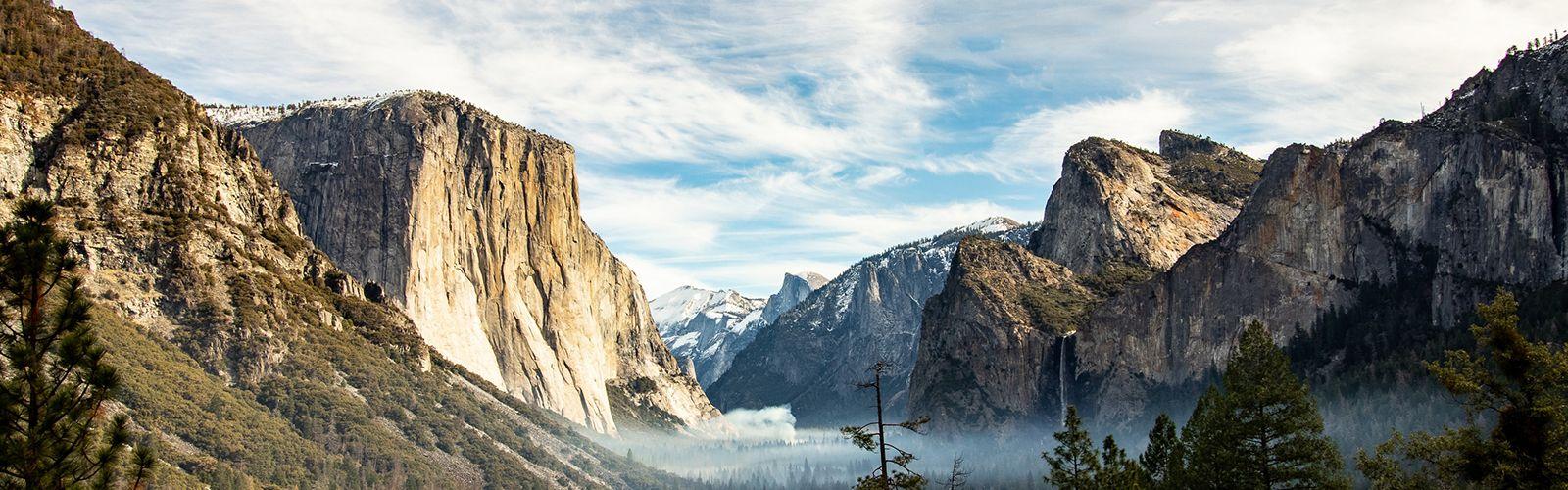 Yosemite Climbing Expedition