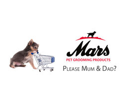 Mars pet grooming products