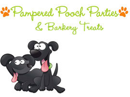 Pampered pooch parties