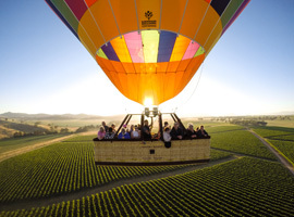 Mudgee balloon