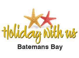 Holiday with us logo