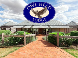 Owl head lodge