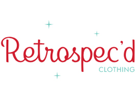 Retrospec'd clothing