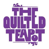 Quilted teapot words