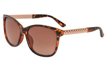 Gibson ladies square cat eye sunglasses