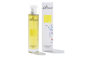 Altearahaustralia sponsoredproduct yellow body oil joy