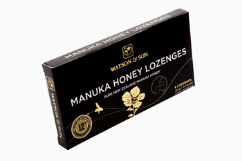 Watson son manuka honey lozenges