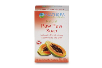 Naturescommonscents pawpaw soap
