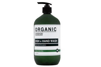 Dish   hand wash two in one formulation %28honey   aloe vera%29