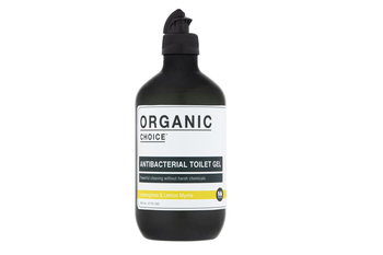 Antibacterial toilet gel %28lemongrass   lemon myrtle%29