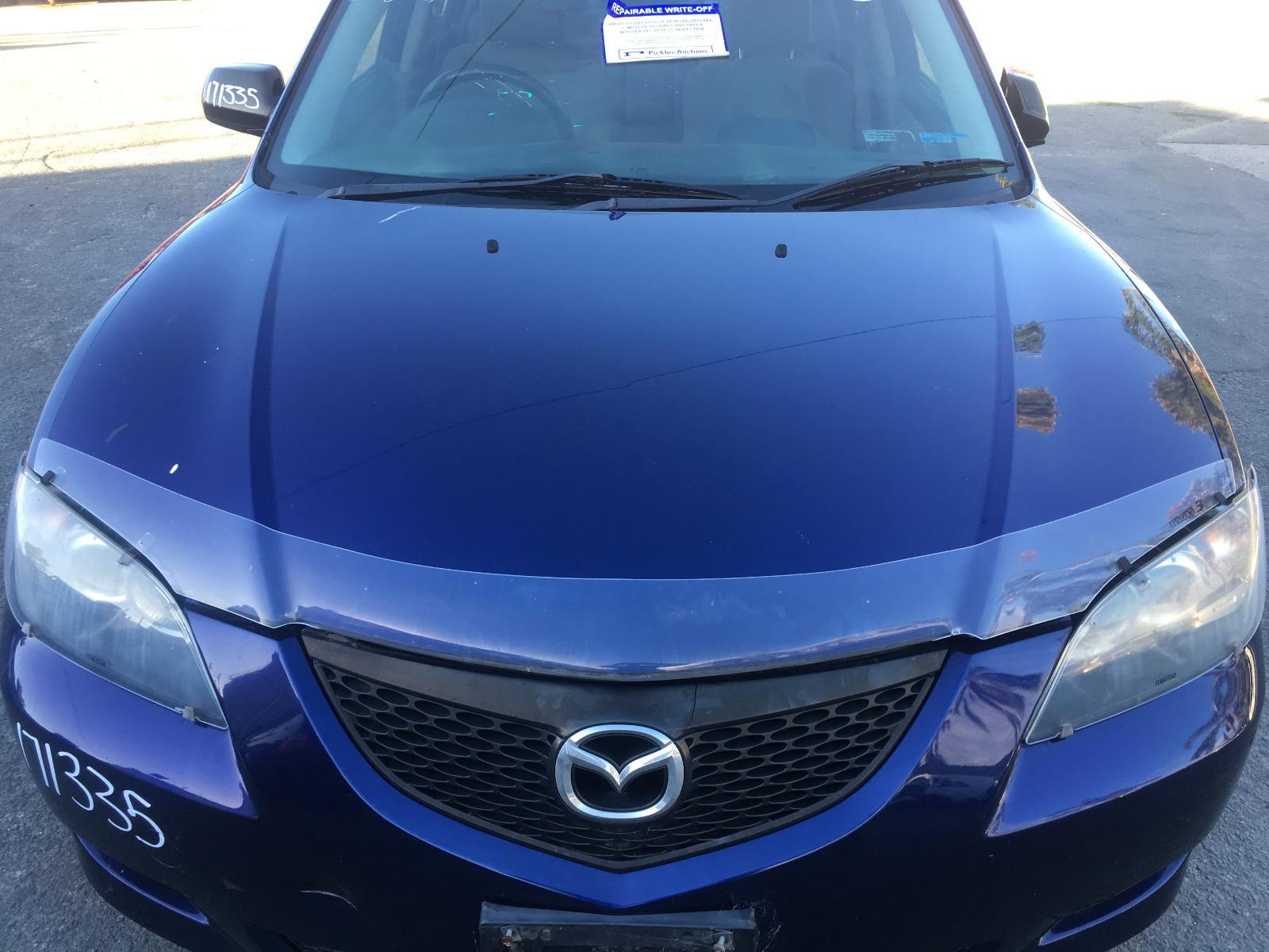 View Auto part Heater/Ac Controls Mazda 3 2005