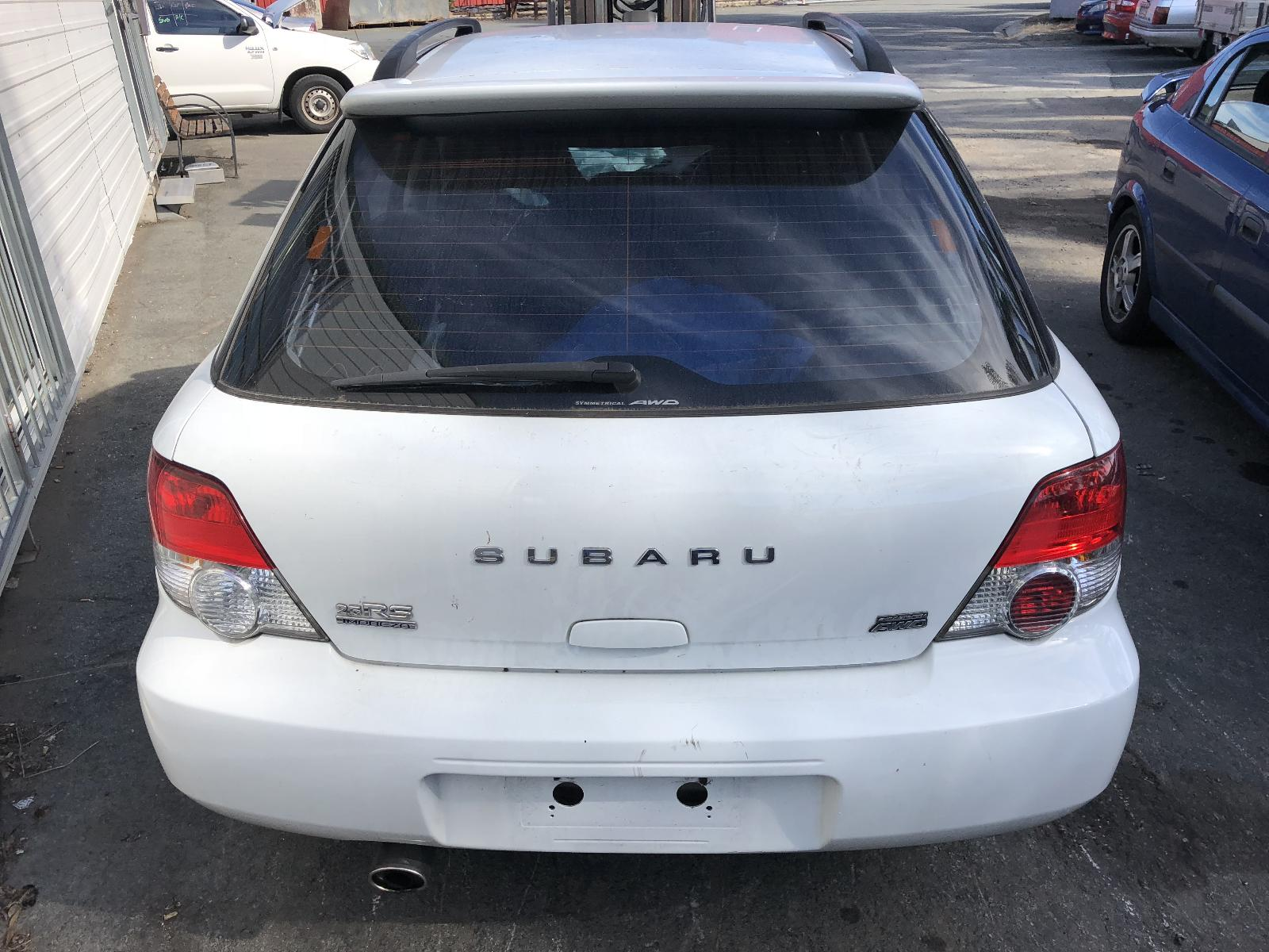 Fuse Box For Subaru Impreza