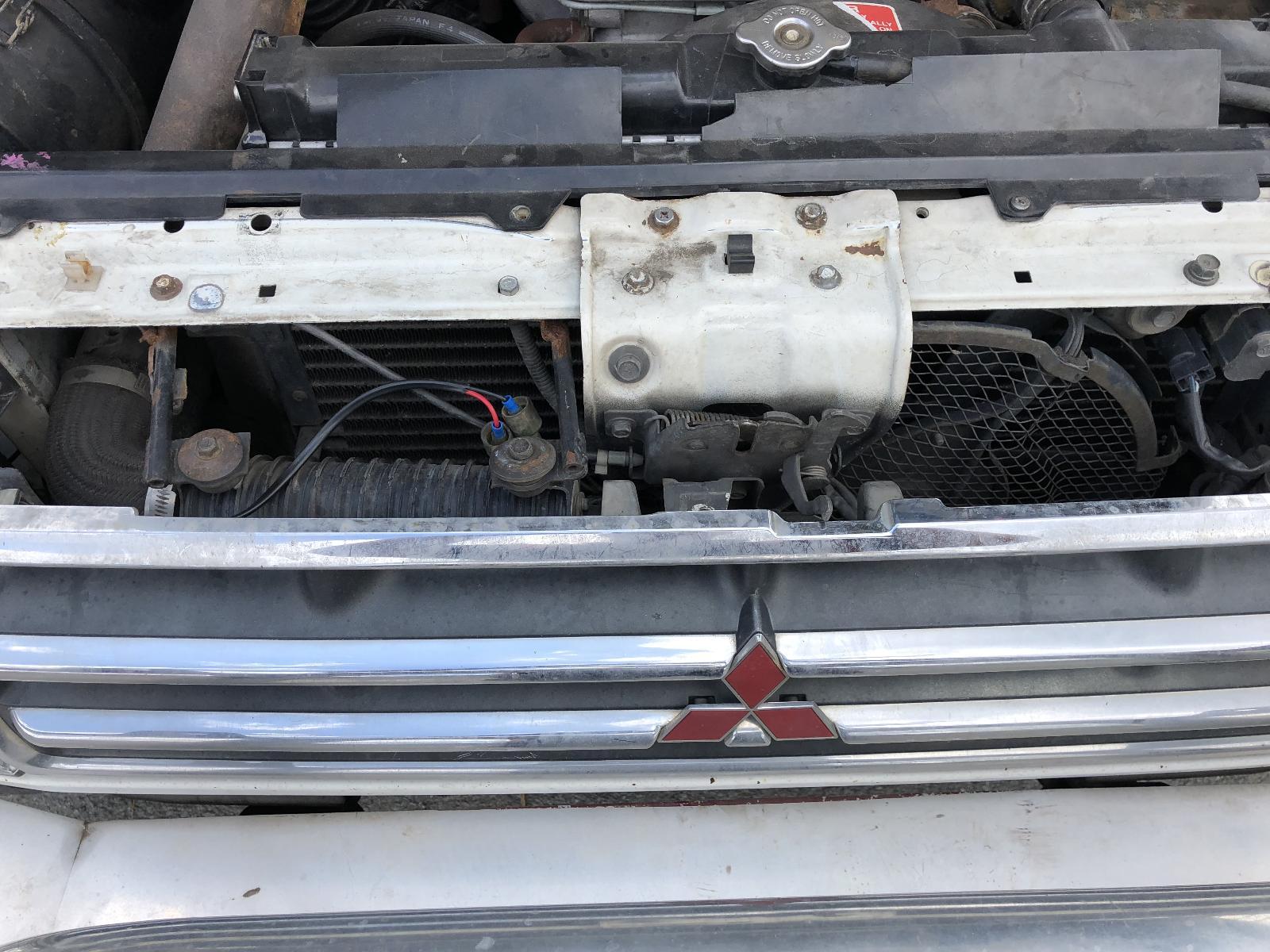 Fuse Box Pajero Mitsubishi 1998