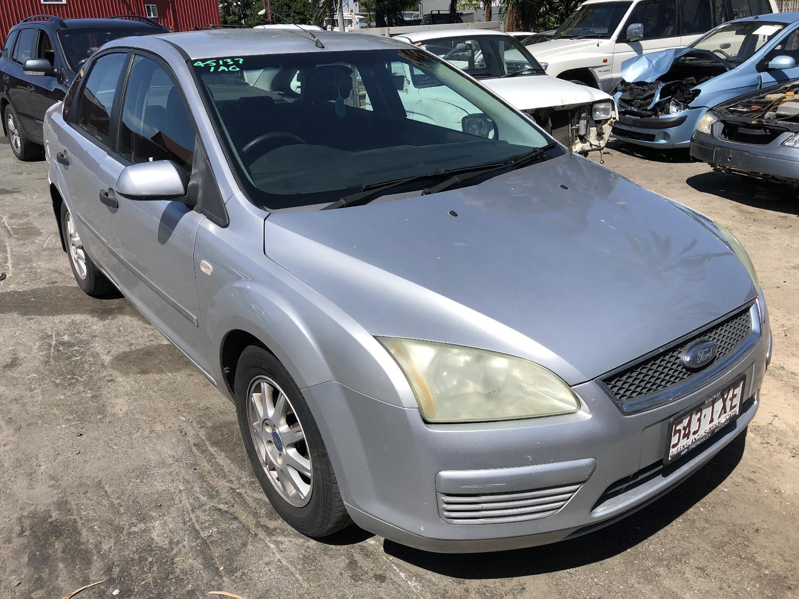 2005 Ford Focus Bonnet Lock Support