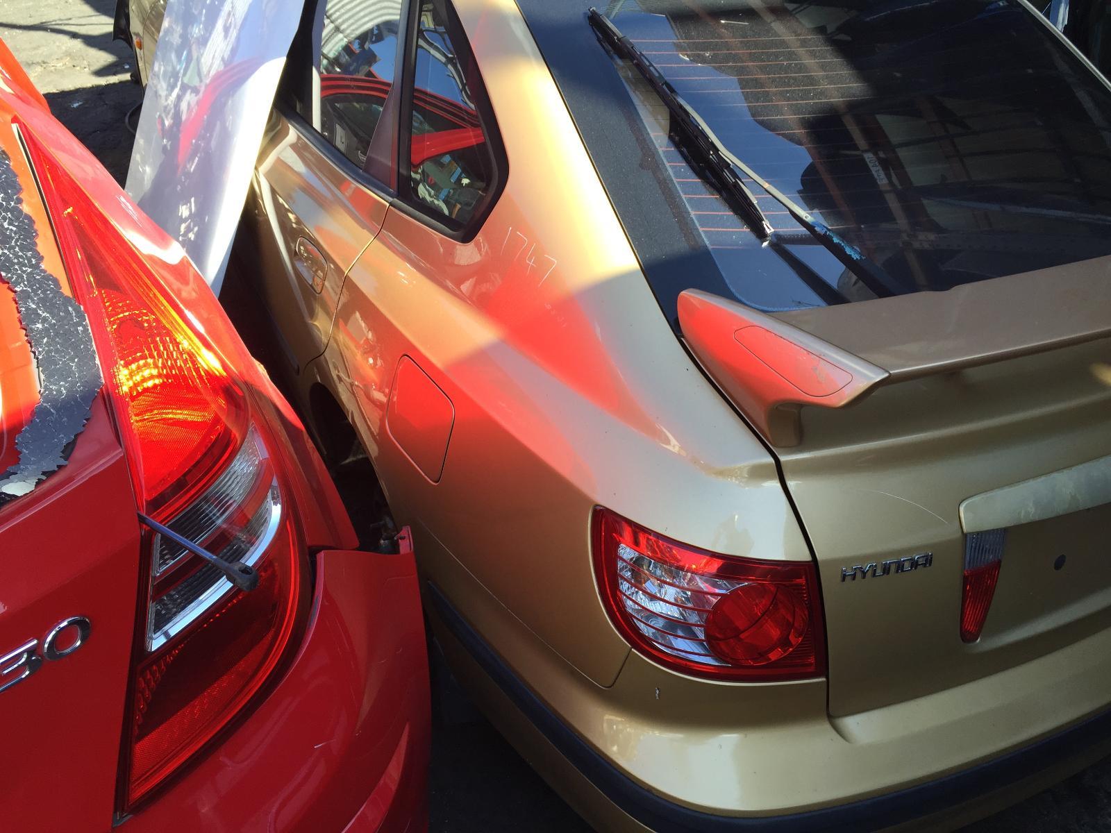View Auto part Fuse Box Hyundai Elantra 2003