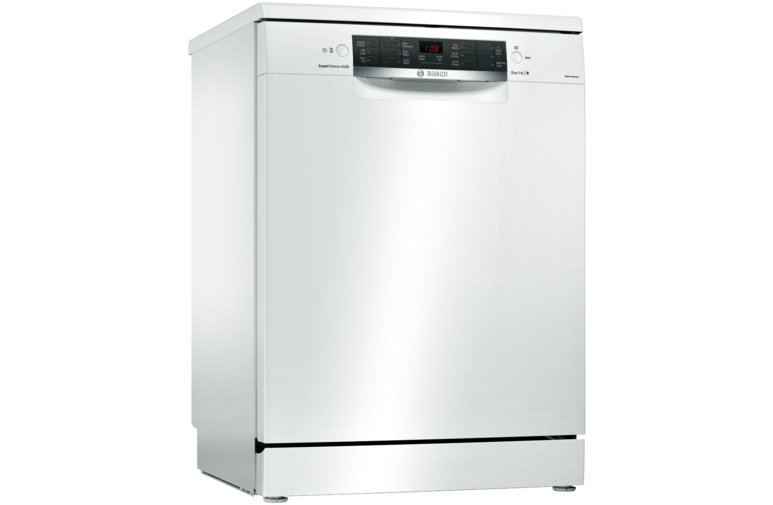 Bosch White Freestanding Dishwasher