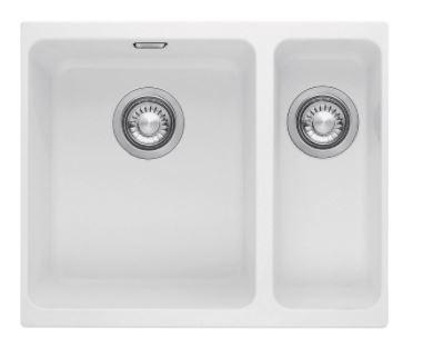 Oliveri Monet Double Bowl Undermount Sink