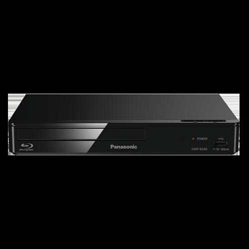 Panasonic 2D Blu-Ray DVD Player