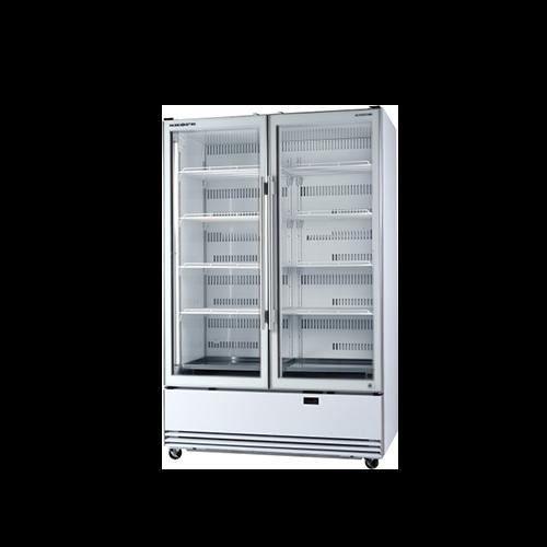 BME ActiveCore Series 2 Door Upright Vertical Chiller