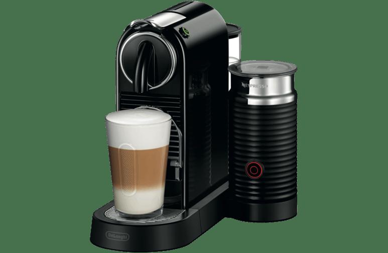 Nespresso DeLonghi Citiz & Milk Capsule Machine