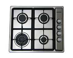 Blanco 60cm Gas Cooktop SS