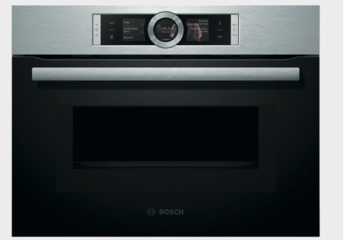 Bosch 60cm Combination Microwave Oven
