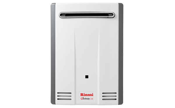 Rinnai 26L Natural Gas Continuous Flow Hot Water System
