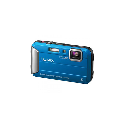 Panasonic Lumix Tough Camera Blue