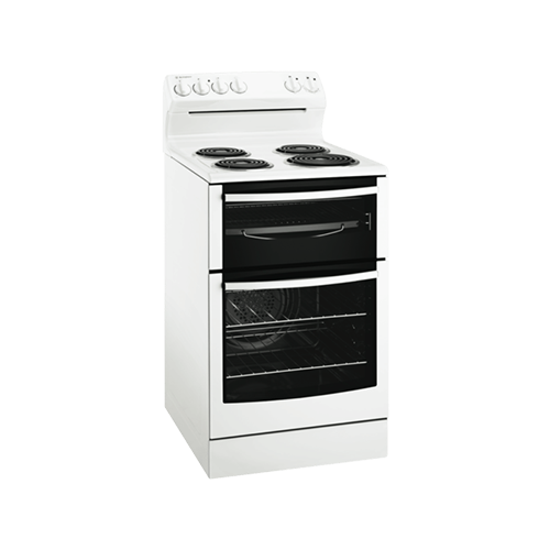 Westinghouse 54cm Electric Freestanding Cooker White