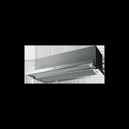Electrolux 90cm Slideout Rangehood SS