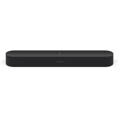 Sonos Beam Compact Smart Soundbar (Black)