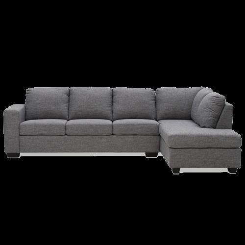 Bonza Fabric Corner Lounge Suite