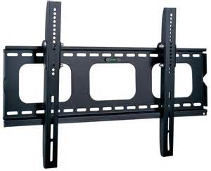 X-Large Fixed Mount for 55-90 in. Flat-Panel TVs (Black)