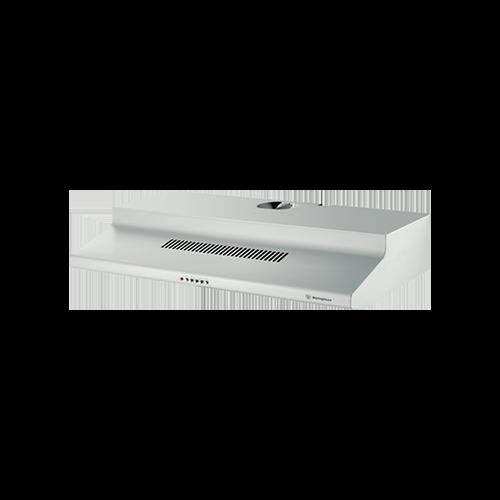 Westinghouse 90cm Fixed Rangehood White