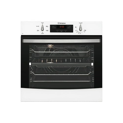 Westinghouse 60cm Electric Oven White