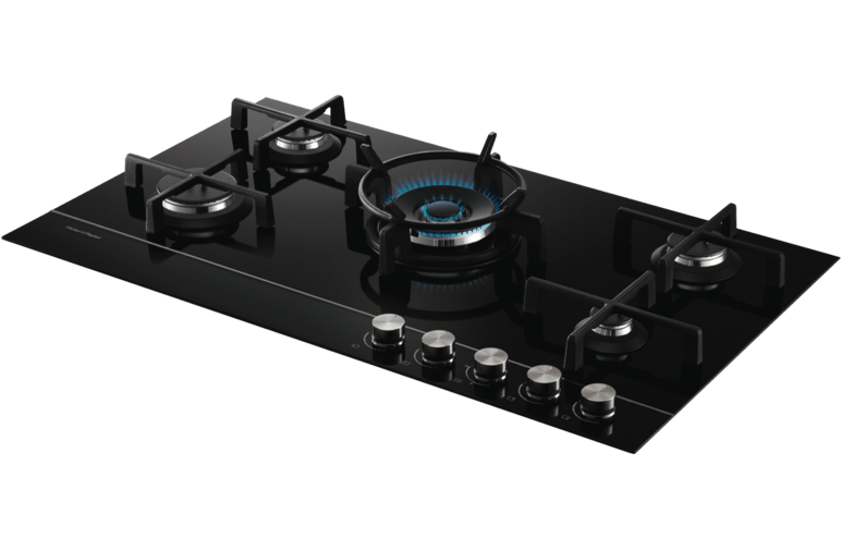 Fisher & Paykel 5 Burner Ceramic Glass Cooktop