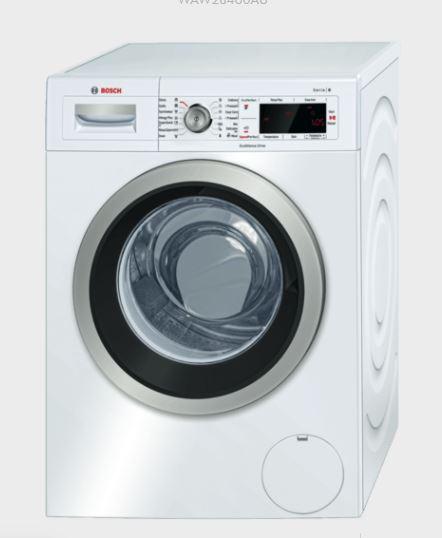 Bosch 7.5kg Front Load Washer
