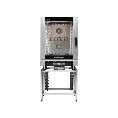 Turbofan Full Size 10 Tray Digital / Electric Combi Oven