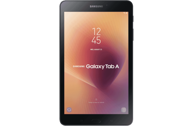 Galaxy Tab A 8.0 Wi-Fi 16GB - Black