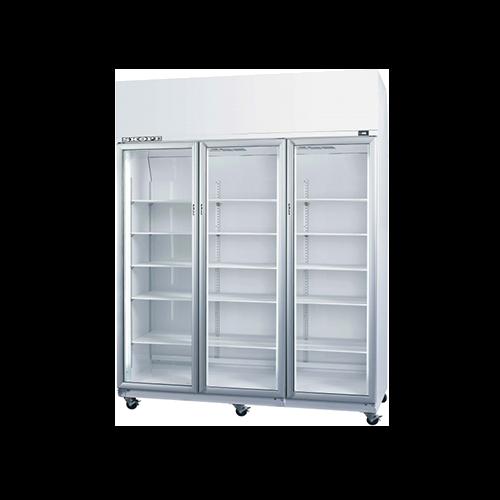 TME Series 3 Door Vertical Chiller