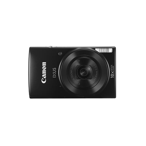 Canon IXUS 20MP Black Digital Camera