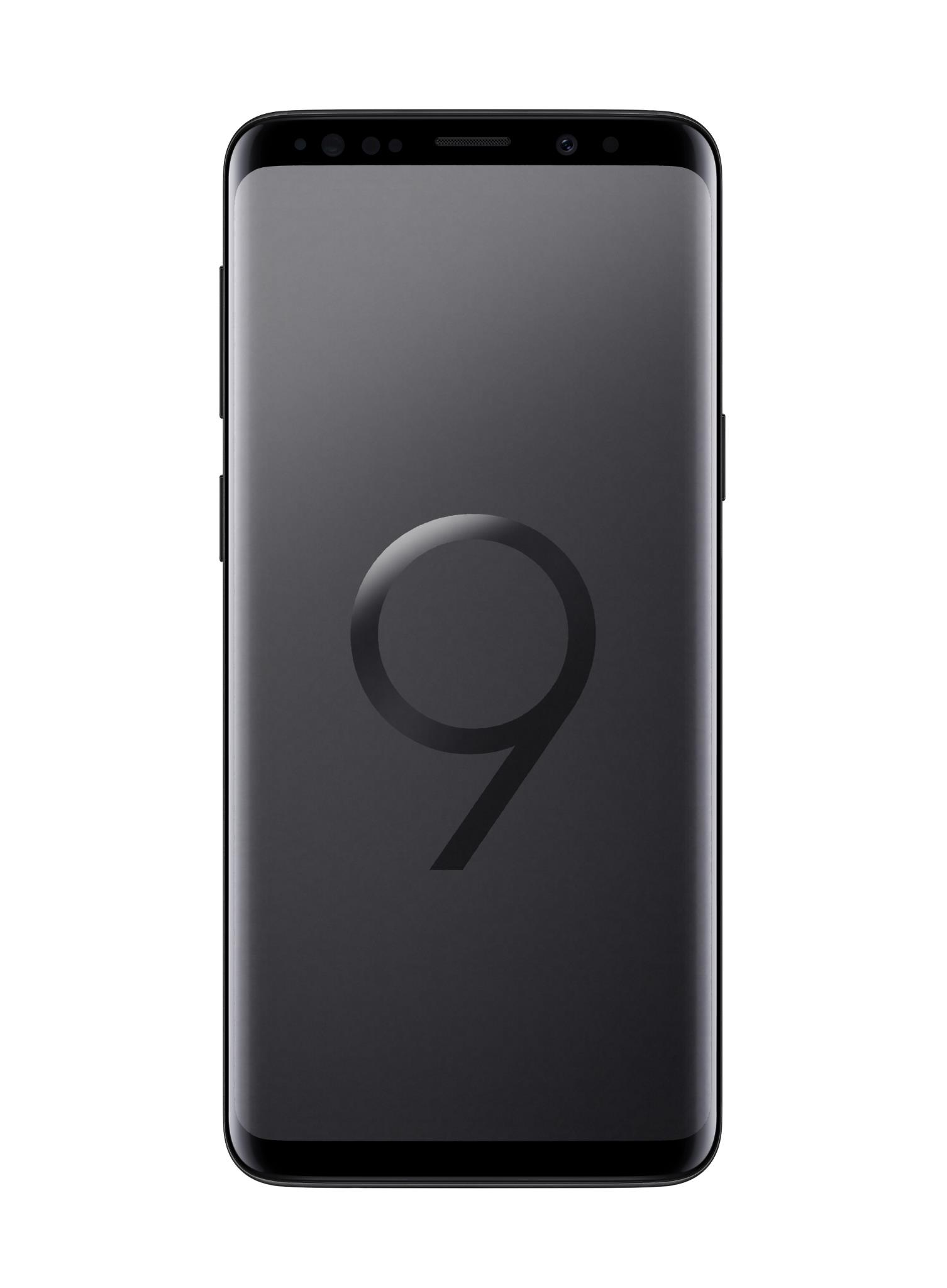 Galaxy S9 Plus 64GB - Black
