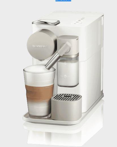 Nespresso Delonghi Lattissima One Capsule Machine