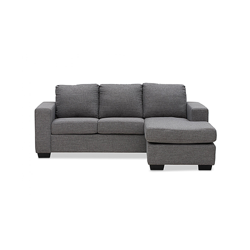 Bonza Fabric 3 Seater Sofa with Chaise