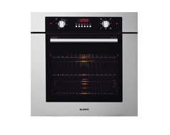 BLANCO 60cm 7 Function Oven with Clock